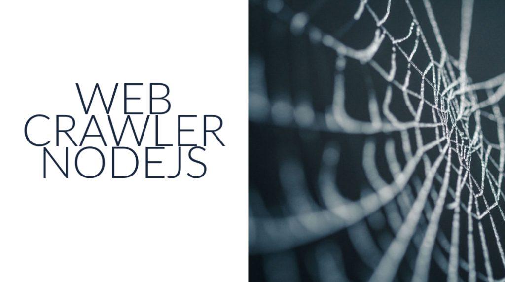 Web Crawler con Node JS